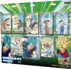 Dragon Ball Super Tcg - Expansion Deck Box Set: Mighty Heroes