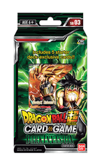 Dragon Ball Super: Series 3 Starter Pack - Dark Invasion