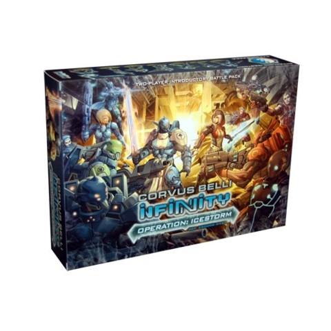 Operation: IceStorm Battle Pack