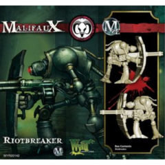 Malifaux Second Edition: Riotbreaker