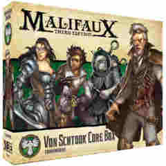 Malifaux Third Edition: Von Schtook Core Box