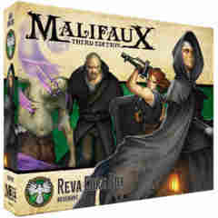 Malifaux Third Edition: Reva Core Box