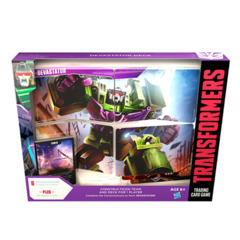 Transformers TCG: Season 2 Devastator  Deck
