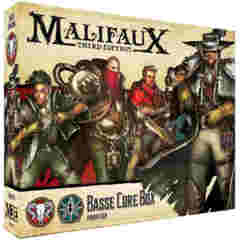 Malifaux Third Edition: Basse Core Box