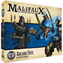 Malifaux Third Edition: Arcane Fate
