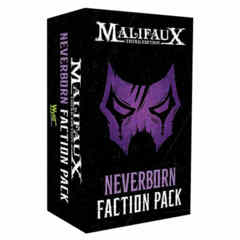 Malifaux Third Edition: Neverborn Faction Pack