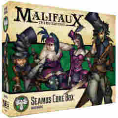 Malifaux Third Edition: Seamus Core Box