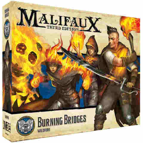 Malifaux Third Edition: Burning Bridges