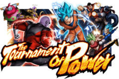 Dragon Ball Super TCG: Tournament of Power Booster Box