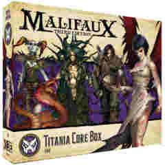 Malifaux Third Edition: Tatania Core Box