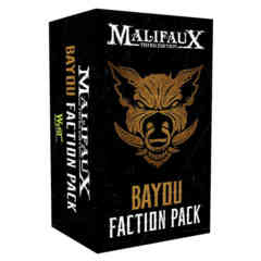 Malifaux Third Edition: Bayou Faction Pack