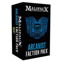 Malifaux Third Edition: Arcanist Faction Pack