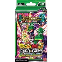 Dragon Ball Super: Series 4 Starter Deck - The Guardian of Namekians (Green)