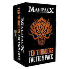 Malifaux Third Edition: Ten Thunders Faction Pack