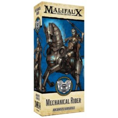 Malifaux Third Edition: Mechanical Rider