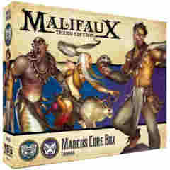 Malifaux Third Edition: Marcus Core Box
