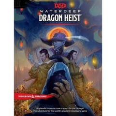 DUNGEONS AND DRAGONS 5E: WATERDEEP: DRAGON HEIST