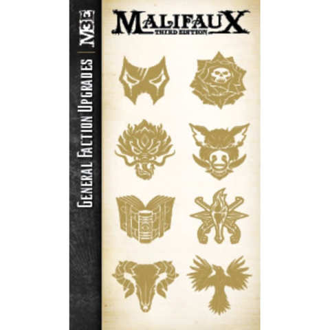 Malifaux Third Edition: General Upgrade Pack