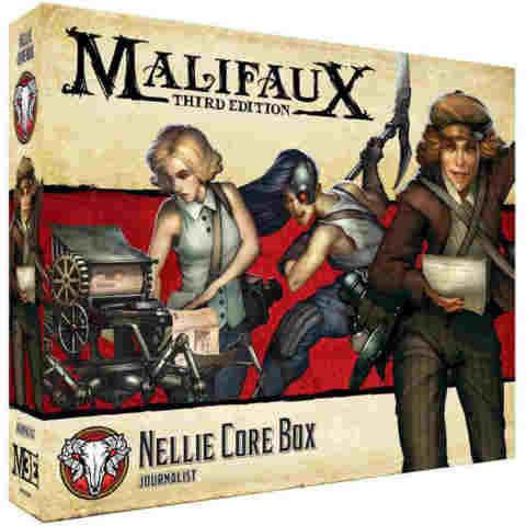 Malifaux Third Edition: Nellie Core Box