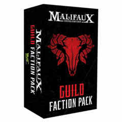 Malifaux Third Edition: Guild Faction Pack