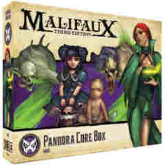 Malifaux Third Edition: Pandora Core Box