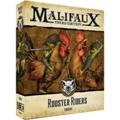 Malifaux Third Edition: Rooster Riders