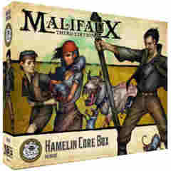 Malifaux Third Edition: Hamelin Core Box