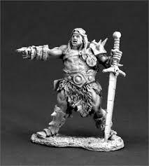 Cal Arath, Barbarian Prince