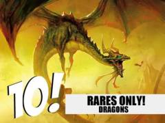 Dragon Lot - 10 Random RARE Dragons!
