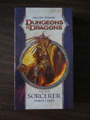 Arcane Power Sorcerer Power Cards