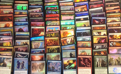 200 Random Foil MtG Card Collection (Includes Rare Foils!)
