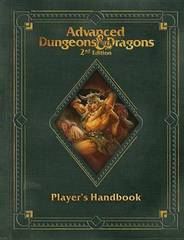 Advanced Dungeons & Dragons 2nd Edition Premium Edition Player's Handbook