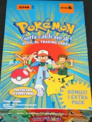 Pokemon TV Animation Edition Booster Box (1999)