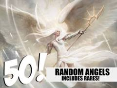 Angel Lot - 40 Random Angels! (Includes Rares!)