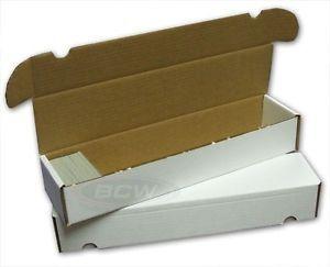 BCW 880ct Storage Box