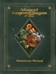 Advanced Dungeons & Dragons Premium Edition Monstrous Manual