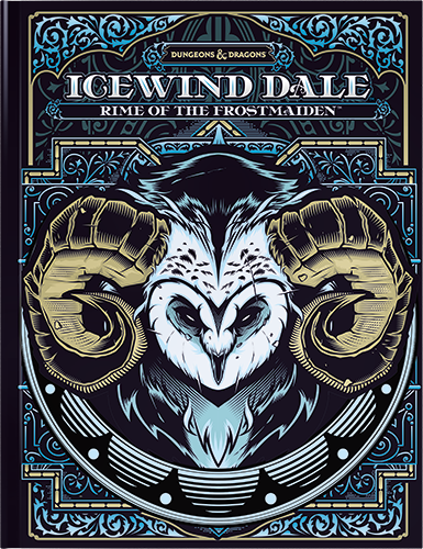 Icewind Dale: Rime of the Frostmaiden Alt Cover