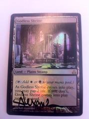 Godless Shrine - Artist Signed - Foil