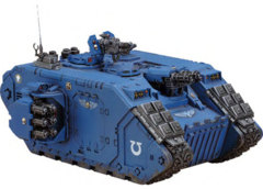 Space Marine Land Raider Crusader/Redeemer