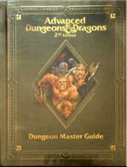 Advanced Dungeons & Dragons Premium Edition Dungeon Master Guide