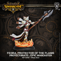 Feora Protector Of The Flame