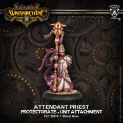 Attendant Priest Mercenary Unit Attachment