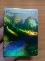 PLAINS #5.1 FOIL BORDERLESS