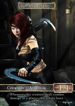 Assassin #1