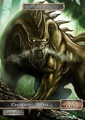 Beast #2 Deathtouch