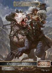 Beast #4 Deathtouch