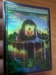 Forest #10 Foil S-Type