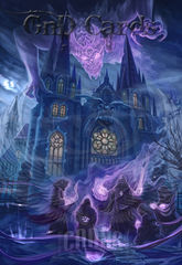Art Print **Abbey Ritual** 13x19 Inches MTG