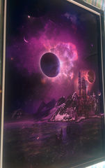 Art Print **Eclipse** 13x19 Inches MTG