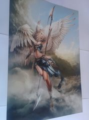 Art Print **Gabriel Archangel** 13x19 Inches MTG Signed by the Artist